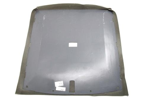 Mustang Headliner with Abs Board Titanium Gray Cloth (90-91) Coupe - Picture of Mustang Headliner with Abs Board Titanium Gray Cloth (90-91) Coupe