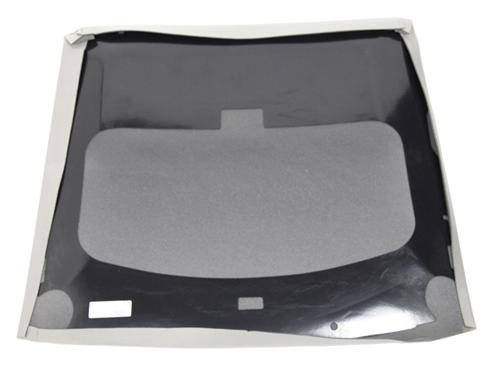TMI Mustang Sunroof Headliner w/ Abs Board Titanium Gray Cloth (90-92) Hatchback - Picture of TMI Mustang Sunroof Headliner w/ Abs Board Titanium Gray Cloth (90-92) Hatchback