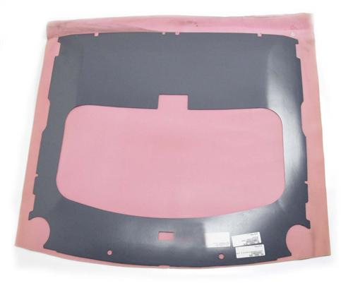 TMI Mustang Sunroof Headliner with Abs Board Titanium Gray Vinyl (90-92) Hatchback - Picture of TMI Mustang Sunroof Headliner with Abs Board Titanium Gray Vinyl (90-92) Hatchback
