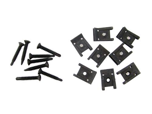 79-93 MUSTANG HATCH SPEAKER GRILLE SCREWS