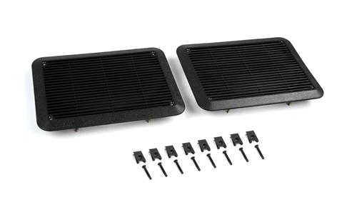 1979-86 Mustang Hatch Speaker Grille Kit