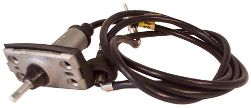 Mustang Antenna Base & Cable (79-93)