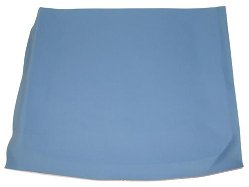 Mustang Sunroof Headliner with Abs Board Crystal Blue Vinyl (90-92) Hatchback - Picture of Mustang Sunroof Headliner with Abs Board Crystal Blue Vinyl (90-92) Hatchback