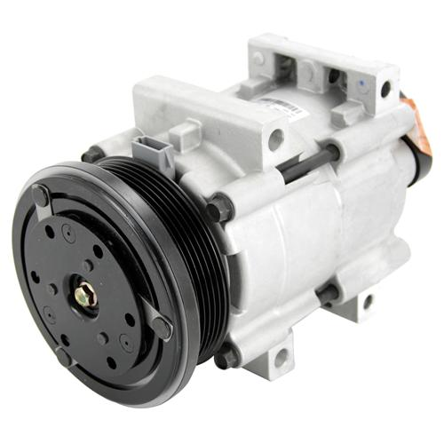 Mustang Air Conditioning Compressor and Clutch (05-06) V6  58140 - Mustang Air Conditioning Compressor and Clutch (05-06) V6  58140