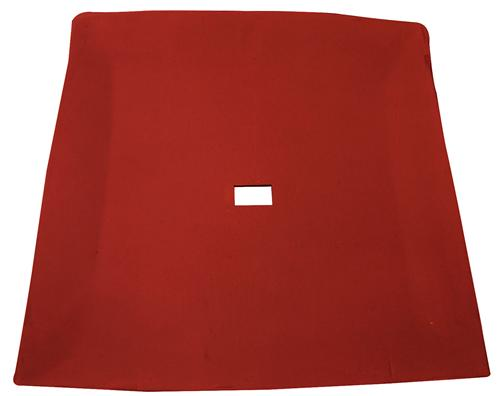 Mustang Headliner with Abs Board Ruby Red Cloth (1993) Hatchback