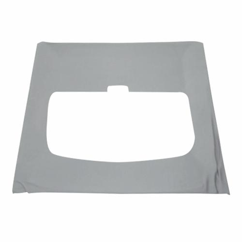 Mustang Cloth Headliner w/ ABS Board Opal Gray (1993) Hatchback w/ Sunroof