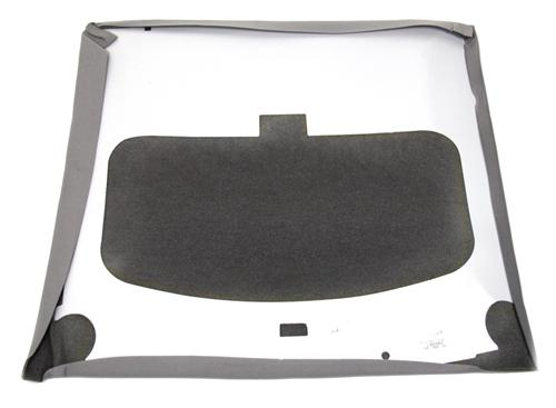 Mustang Headliner with Abs Board Opal Gray Cloth (1993) Hatchback W/Sunroof - Picture of Mustang Headliner with Abs Board Opal Gray Cloth (1993) Hatchback W/Sunroof