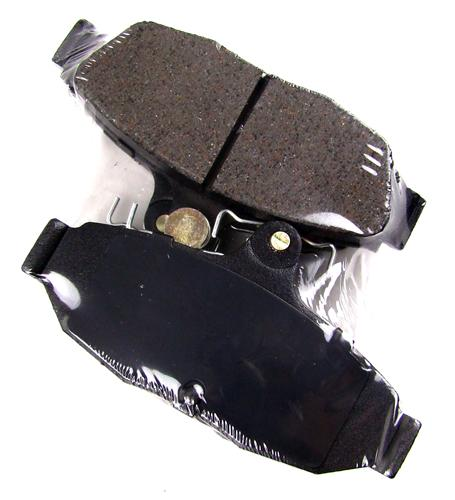 Mustang Replacement Rear Brake Pads (1993) Cobra