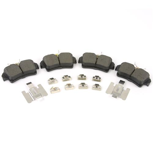 Mustang Rear Brake Pads - Stock Replacement (94-04) GT-V6