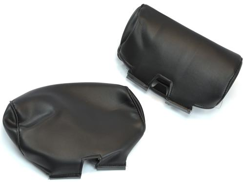 Mustang Large Headrest Pair Dark Charcoal (2004)