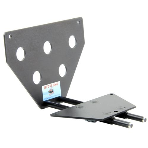 Mustang Sto N Sho Detachable License Plate Bracket (15-16) (Non-Track Pack)