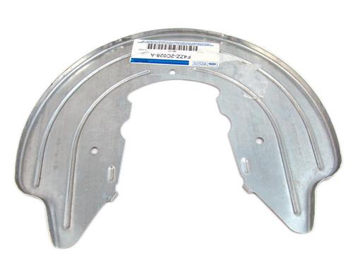 1994-04 Mustang Rear Brake Rotor Dust Shield - 1994-04 Mustang Rear Brake Rotor Dust Shield