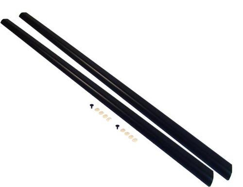 Mustang Outer Door Belt Molding Pair (87-93)