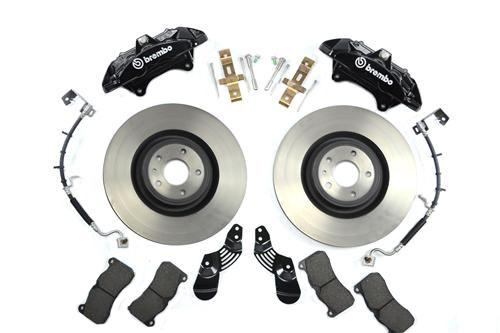 Mustang GT500 Front Brake Upgrade Kit (05-14) - Mustang GT500 Front Brake Upgrade Kit (05-14)