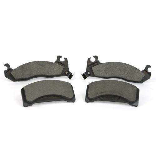 Mustang Front Brake Pads - Stock Replacement (87-93) 2.3