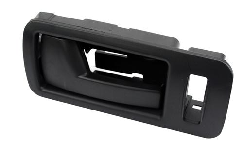 2005-14 Mustang LH Black Inner Door Handle - 2005-14 Mustang LH Black Inner Door Handle