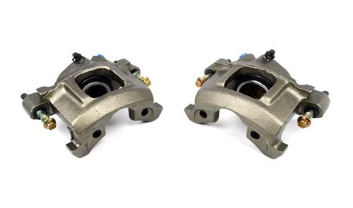 Mustang Front Brake Caliper Pair, Semi Loaded (79-82) 5.0