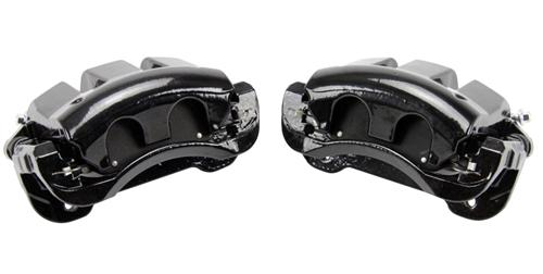 05-10 MUSTANG GT FRONT LOADED BRAKE CALIPER, Pair  Also fits 2011-2014 V6 applications