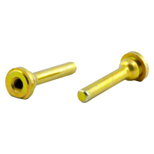 05-14 Mustang Rear Brake Caliper Bolt and Slide Pin Kit  Fits all 05-14 Mustang  Includes 2 bolts and 2 slide pins - enough to do one rear caliper.