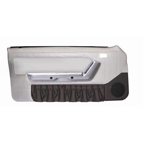 TMI Mustang Limited Edition Door Panels White/Black (1993) Convertible