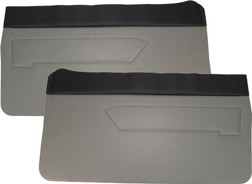 Mustang Door Panels Opal Gray (1993)