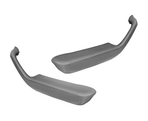 Mustang Mustang Armrests, Pair Black (81-86)