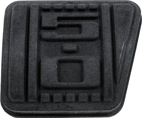 79-93 MUSTANG 5.0L LOGO BRAKE PEDAL PAD, 5 SPEED