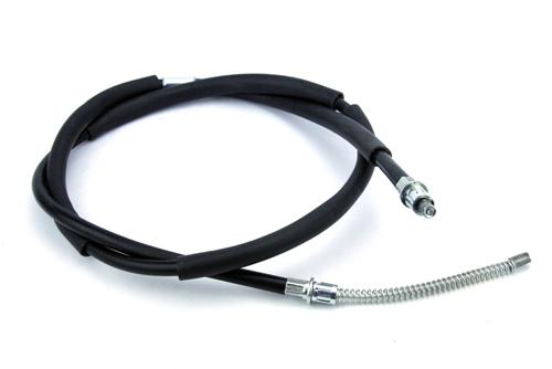 1993 Mustang Rear Parking Brake Cable for Drum Brakes - Picture of 1993 Mustang Rear Parking Brake Cable for Drum Brakes