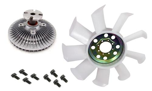 Mustang Replacement Fan & Clutch Kit (79-93) 5.0