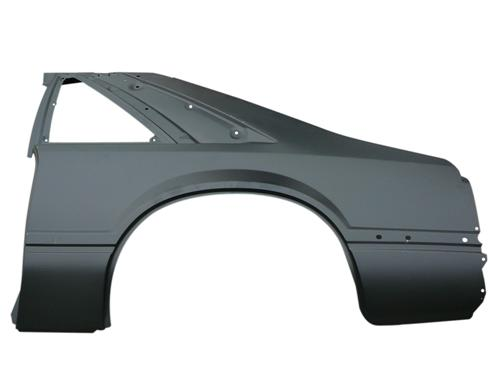 1987-93 LH Hatchback Quarter Panel