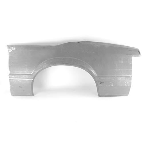 Mustang Quarter Panel Skin - LH (87-93) Coupe Convertible