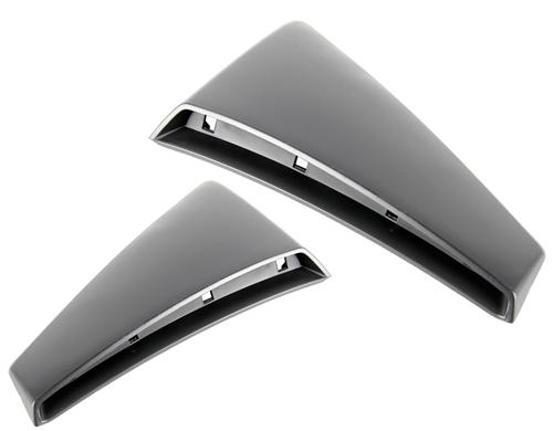 Mustang Quarter Panel Side Scoops (01-04) - Picture of Mustang Quarter Panel Side Scoops (01-04)