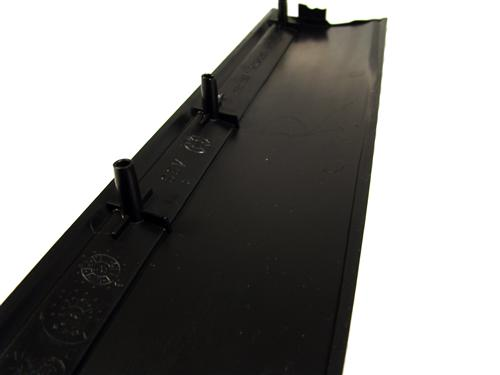 Mustang Rear Of Quarter Panel Molding, RH (85-86)