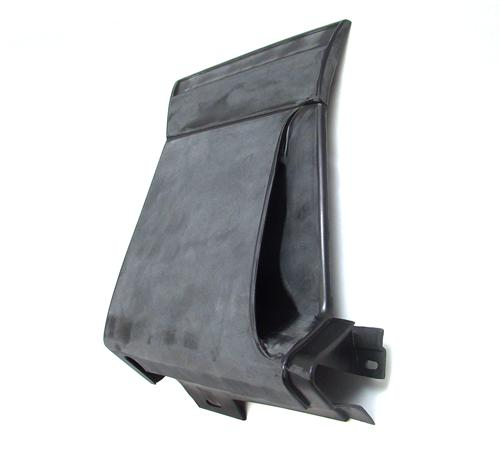 Mustang Front Of Rear Quarter Panel Ground Effect, RH (87-93) GT