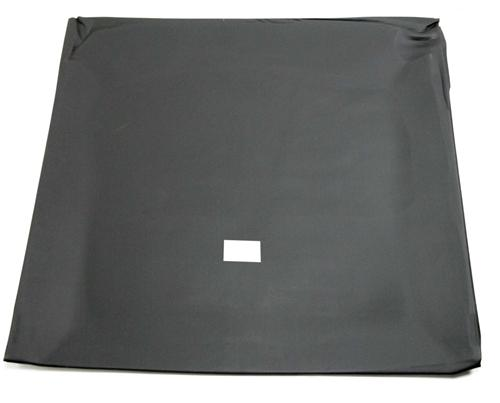79-82 MUSTANG COUPE BLACK VINYL HEADLINER WITH ABS BOARD