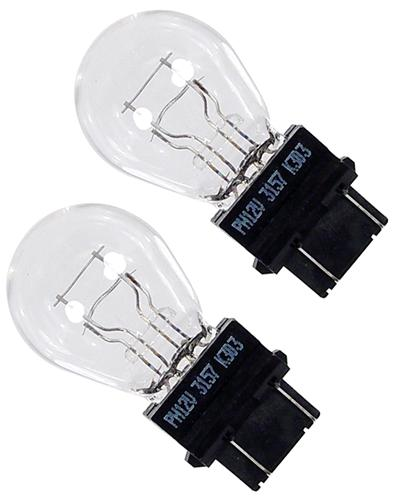 Mustang Tail Light Bulbs - 3157 (88-04)