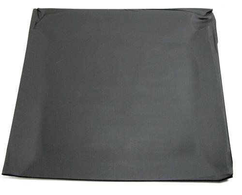 Mustang Sunroof Headliner w/ Abs Board Black Vinyl (79-82) Hatchback
