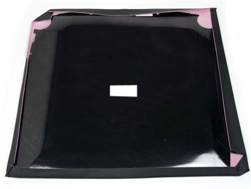 Mustang Headliner with Abs Board Black Vinyl (79-82)