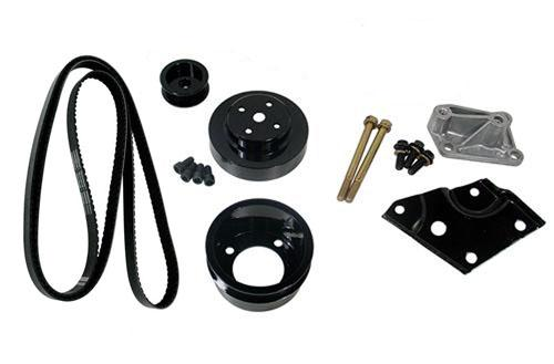 85-93 MUSTANG 5.0L OFF ROAD ACCESSORY DRIVE KIT.