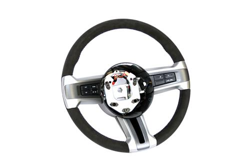 Mustang Boss 302 Alcantara Steering Wheel (10-12)