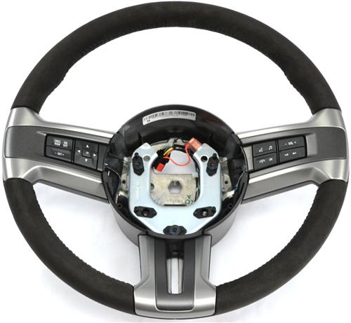 Mustang Boss 302 Alcantara Steering Wheel (2013)