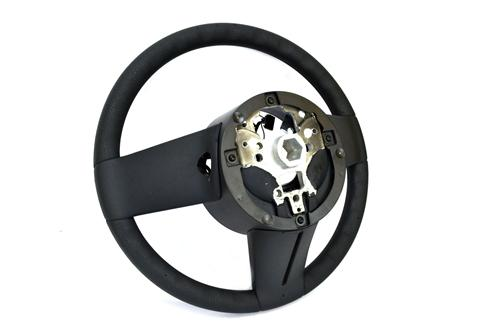 Mustang Steering Wheel, Non-Leather Wrapped (05-09)