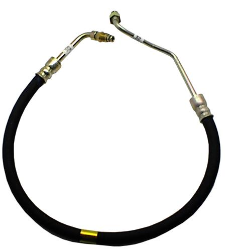 Mustang Power Steering Pressure Hose, 5.0L with A/C (87-89)