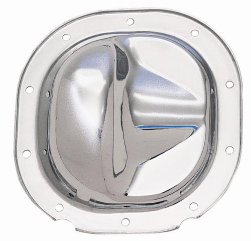 "86-10 MUSTANG CHROME 8.8"" REAR DIFFERENTIAL COVER"