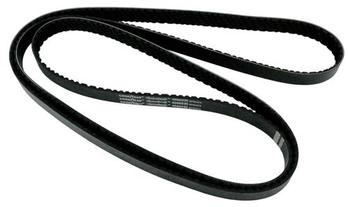 1987-93 Mustang Goodyear Gatorback Serpintine Drive Belt with Factory A/C 5.0L ***87 Automatic Only*** - 1987-93 Mustang Goodyear Gatorback Serpintine Drive Belt with Factory A/C 5.0L ***87 Automatic Only***