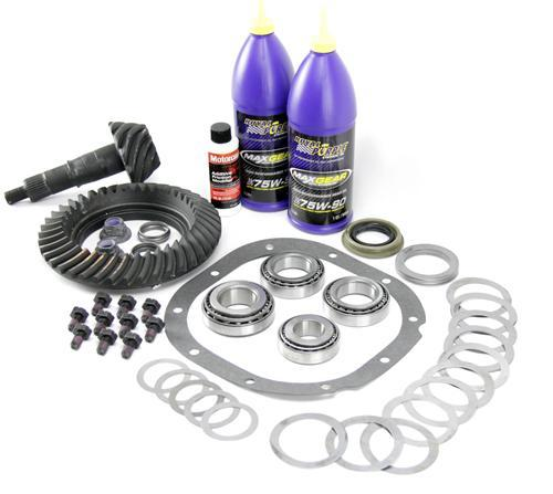 "2010-14 MUSTANG 8.8"" 3.55 RATIO REAR END GEAR KIT WITH FORD RACING GEARS - Picture of 2010-14 MUSTANG 8.8"" 3.55 RATIO REAR END GEAR KIT WITH FORD RACING GEARS"