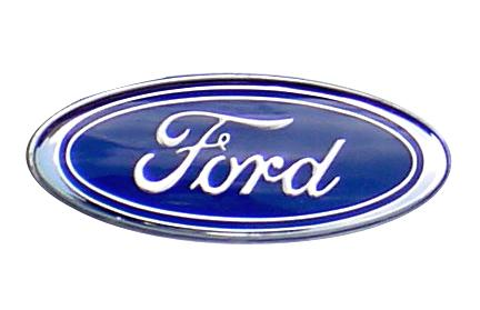 Mustang  Ford Oval Trunk Emblem (98-04)
