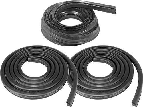 Mustang Door To Body And Hatch/Trunk Weatherstrip Kit (79-93)