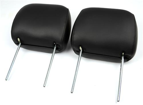 TMI Mustang Tilting Headrest Charcoal Black (05-09)