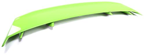 2010-13 Mustang California Special Rear Spoiler, Gotta Have it Green